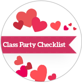 Valentine's Day Class Party Checklist