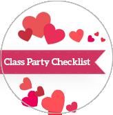 Valentine's Day Class Party Checklist