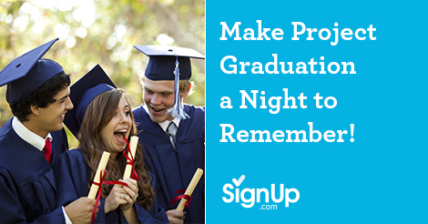 Make Project Graduation a Night to Remember