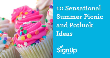 Sensational Summer Potluck Picnic Ideas