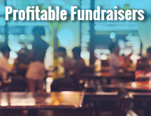 Keys to profitable fundraisers