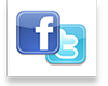 Get More Volunteers Following You on Facebook & Twitter