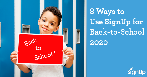 back to school 2020 social distancing