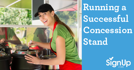 How to Run a Successful Concession Stand
