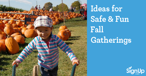 safe and fun fall gatherings during covid-19