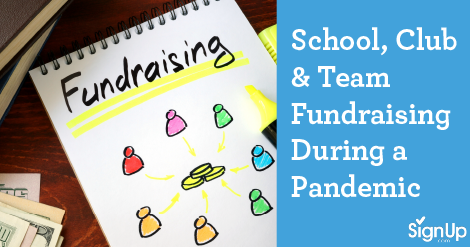 fundraising ideas during covid-19