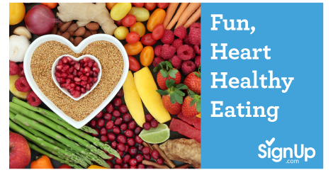 Fun Heart Healthy Eating Signup Com