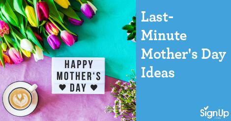 Fun Fresh Mother's Day Celebration Ideas