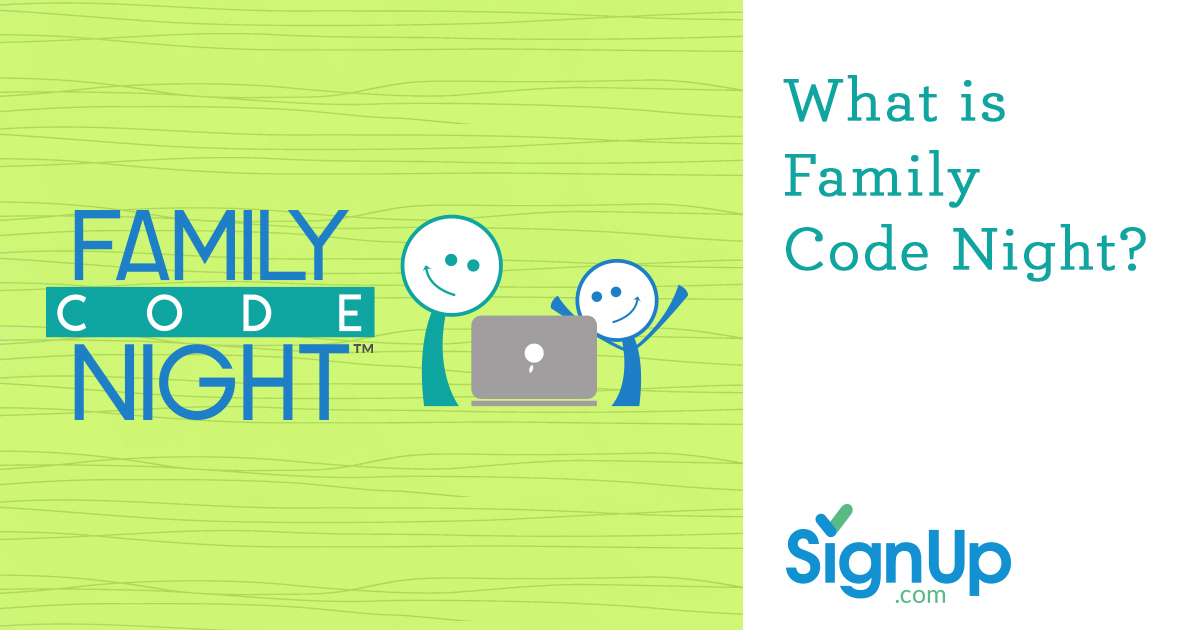 What Is Family Code Night — SignUp.com