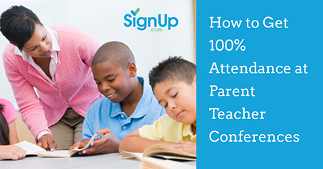 Best Parent Teacher Conference Scheduling Software