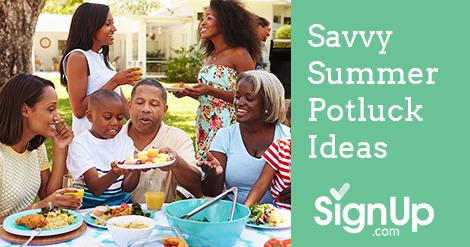5 Summer Potluck Picnic Planning Ideas Signup Com