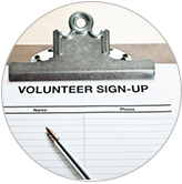 volunteer sign up sheet template free