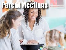 Parent Teacher Conferences Planning Center