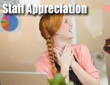Staff Appreciation Ideas for Back to School