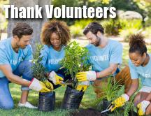 Volunteer Appreciation Center